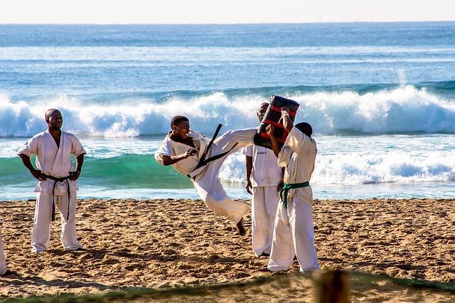 Kampfsport Online Karate